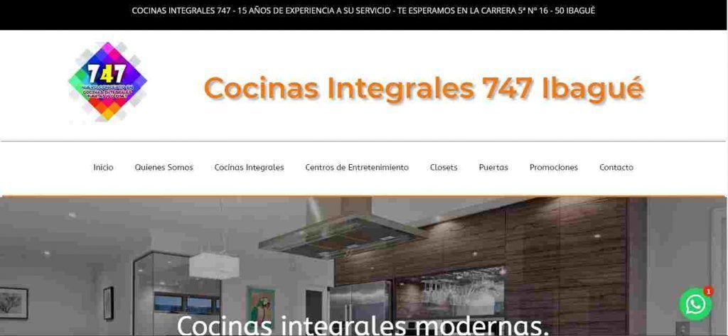 cocinas integrales747