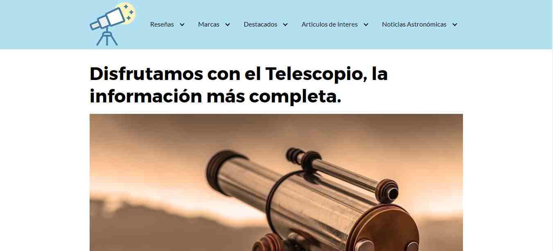 telescopios, prismaticos,