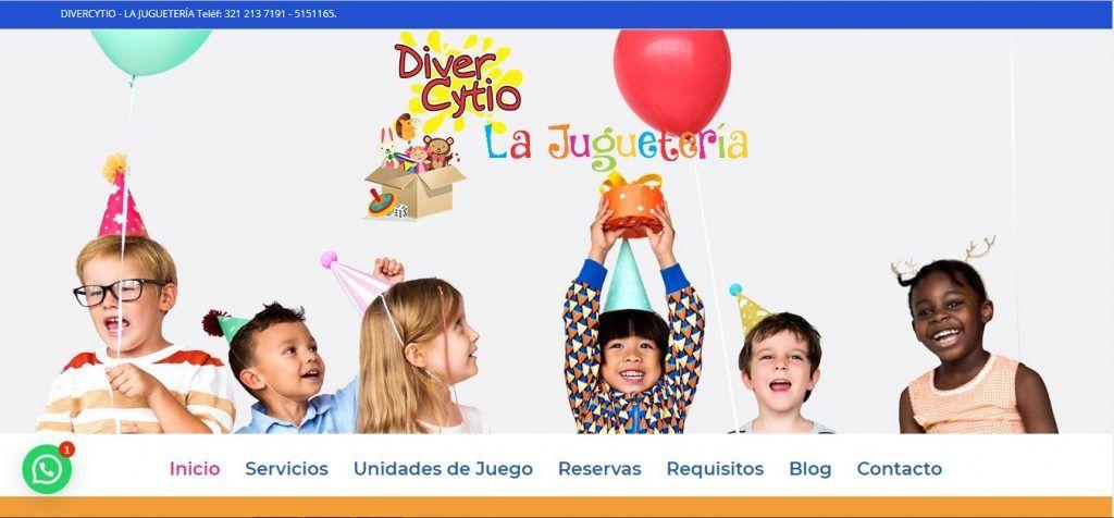Divercytio La Juguetería