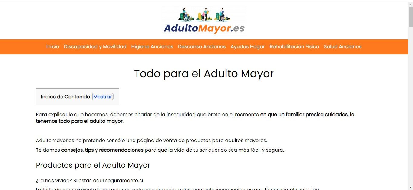 Adulto mayor portada