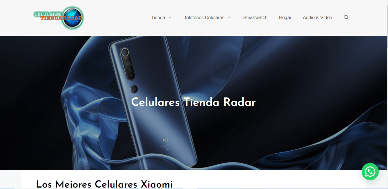 celulares tienda radar