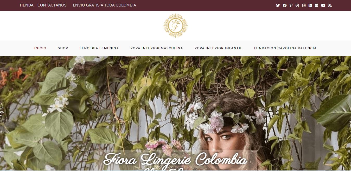 fiora lingerie colombia